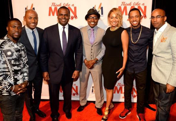 """Sony Pictures' """"THINK LIKE MAN TOO"""" Atlanta Red Carpet Screening With Kevin Hart, LaLa Anthony, Terrence J, Romany Malco and Tim Story"""