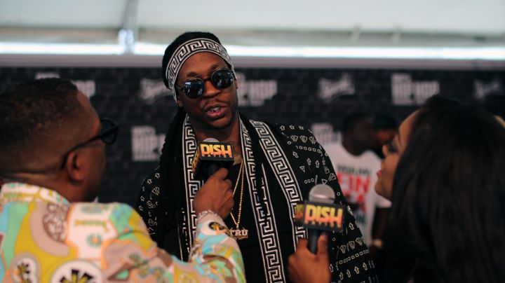 2 Chainz at the Hip Hop Awards