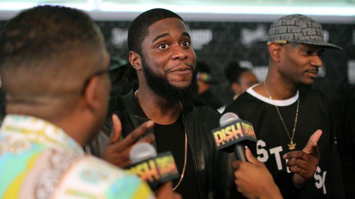 Big Krit at the Hip Hop Awards