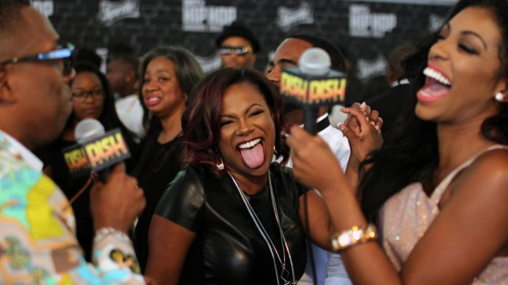 Kandi at the Hip Hop Awards