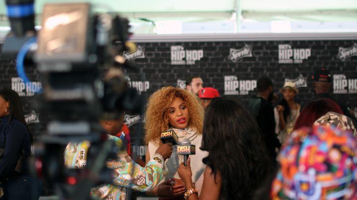 Hip Hop Awards Green Carpet