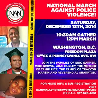 march against violence
