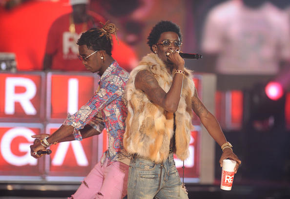 Rich Homie Quan Young Thug