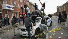 Baltimore Protest