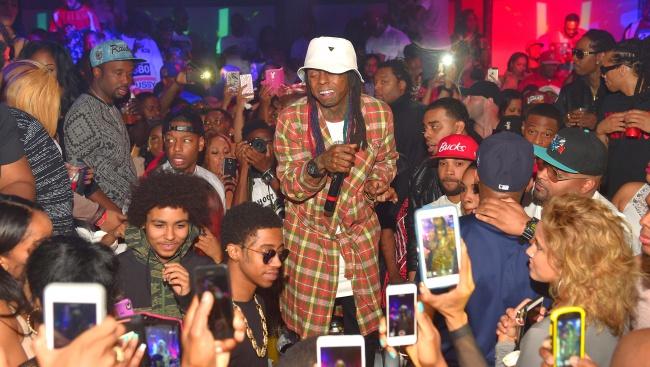 Lil Wayne Host Compound