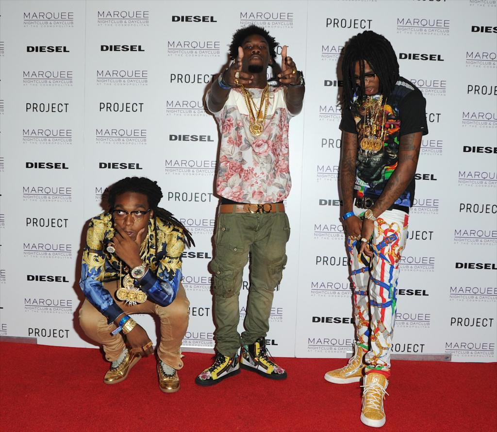 Official Project Party With Migos