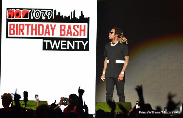 Hot 107.9 #BirthdayBash20