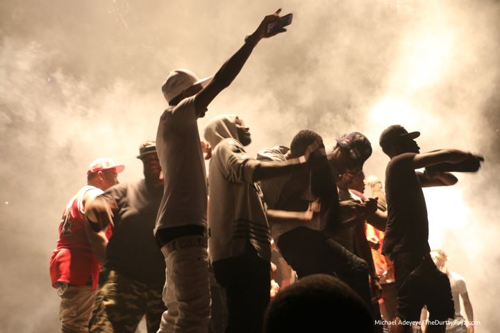 Kanye West Brings Out 2 Chainz @ Birthday Bash 20