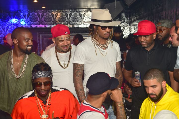 The Official Birthday Bash Afterparty Hosted by Future