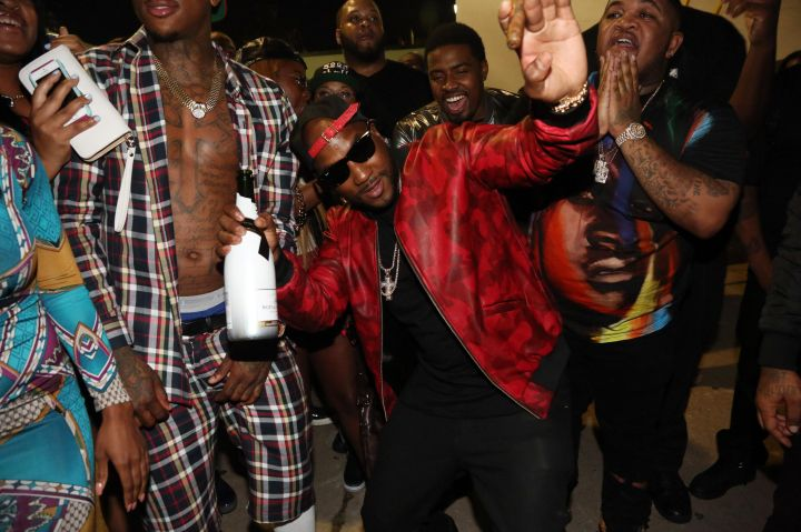 Rick Ross And Jeezy's BET Hip-Hop Awards After Party