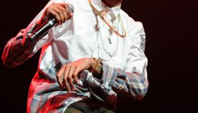 Usher Performs At American Airlines Arena