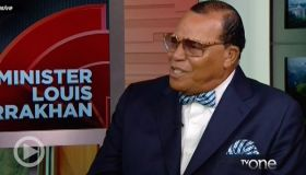 Justice Or Else: Min. Louis Farrakhan Talks #BlackLivesMatter And Young Activists