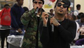 Durtty Boyz Take Over Creekside High School #FridayNightHighlights