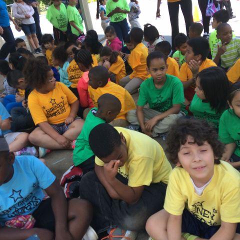 Field Day, Reec, Birney Elementary