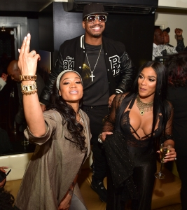 ATL Premiere Of WE Tv's 'Growing Up Hip Hop' After Party