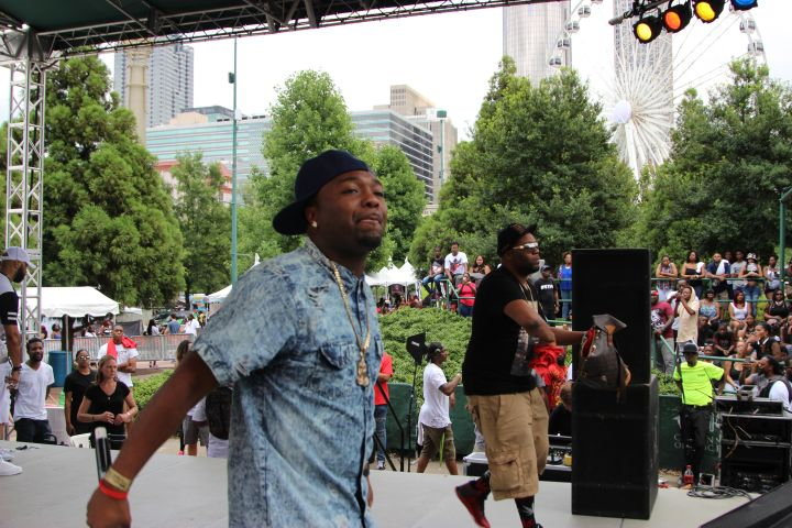 Block Party Opening Acts Performances