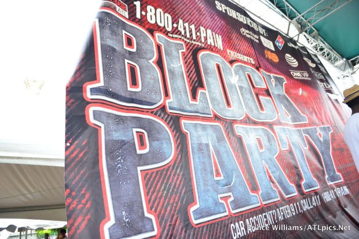 Birthday Bash Block Party (ATLPics.net)