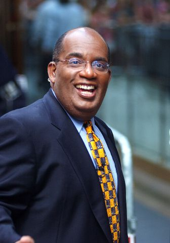 Al Roker On 'The Today Show' - February 6th, 2002