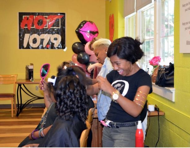 Saving Our Daughters Glam & Prom Day