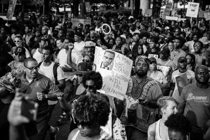 Black Lives Matter - Atlanta Protest