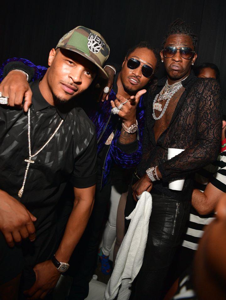 T.I., Future, & Young Thug