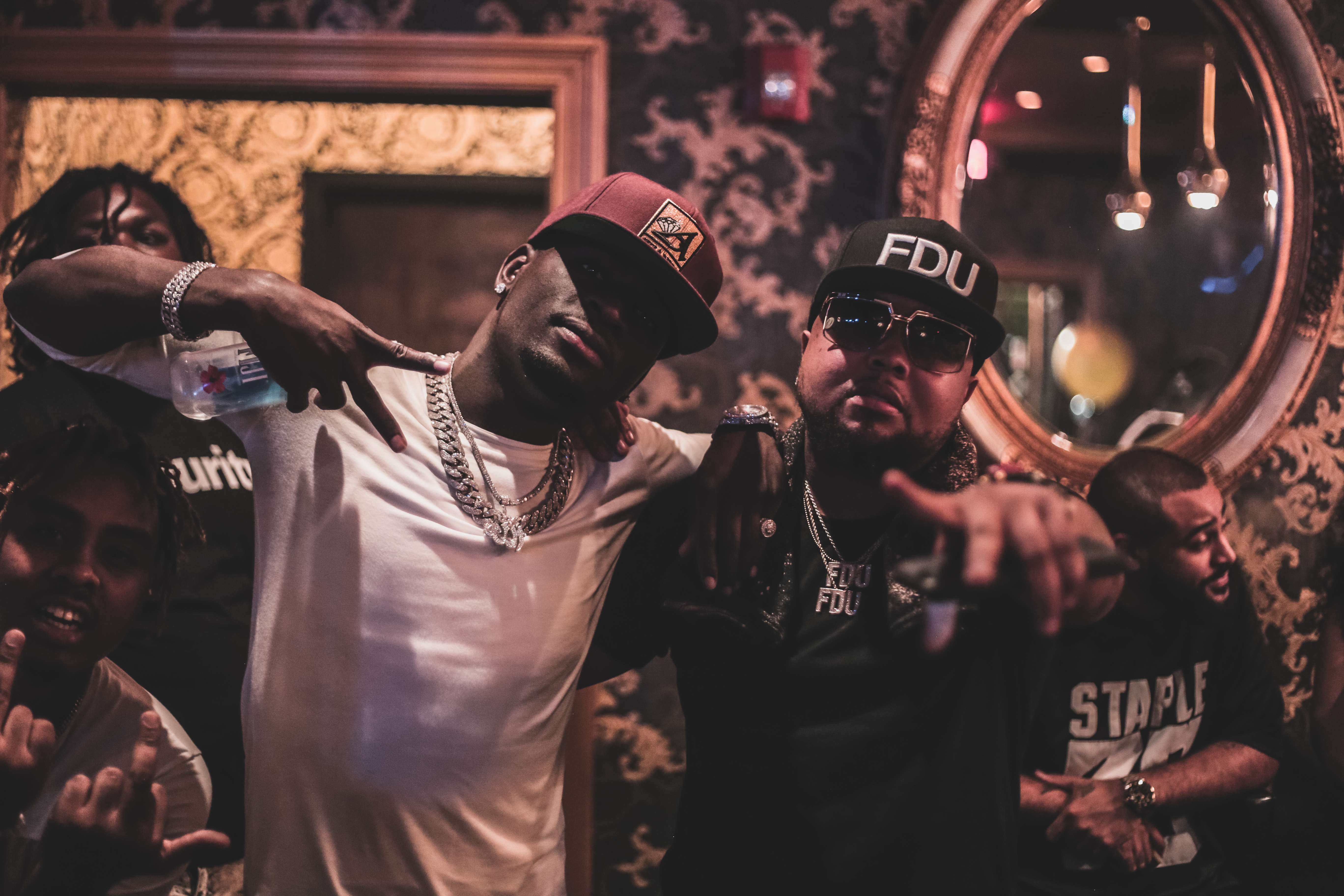 J Nicks Hosts Ralo's Listening Party for His Mixtape Diary Of The Streets 2
