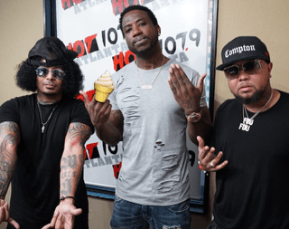 Gucci Mane Stops By Fresh Off House Arrest 2