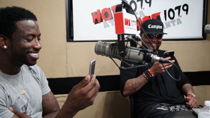 Gucci Mane Stops By Fresh Off House Arrest 3
