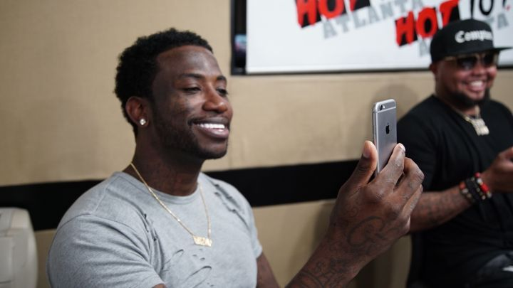 Gucci Mane Stops By Fresh Off House Arrest 4