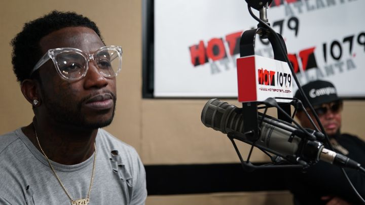 Gucci Mane Stops By Fresh Off House Arrest 1
