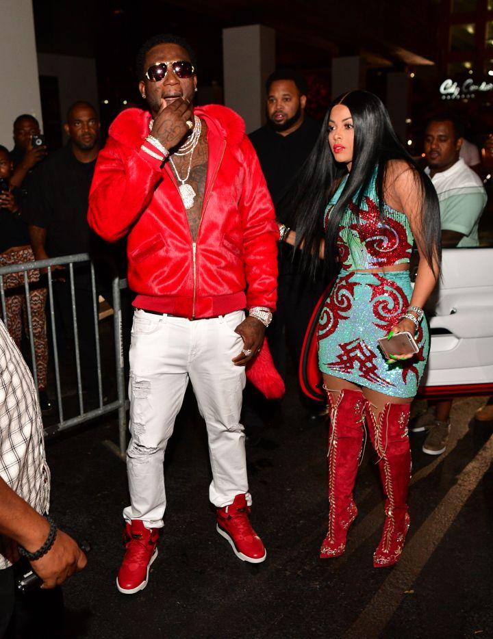 Gucci Mane & Keyshia Ka'oir 2