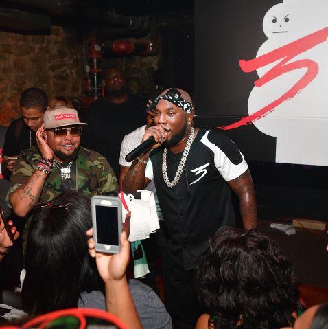 Jeezy Secret Show 'Trap or Die 3'