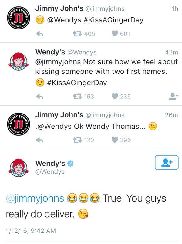 Wendy's Roasting Their Hater Trolls 12