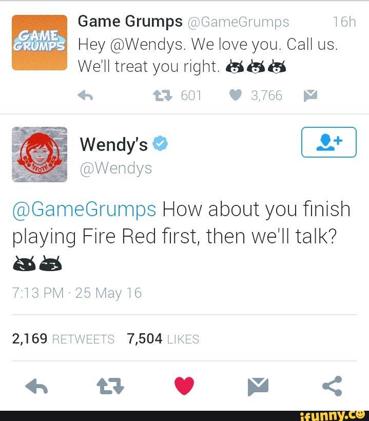Wendy's Roasting Their Hater Trolls 7