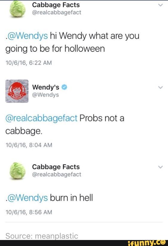 Wendy's Roasting Their Hater Trolls 5