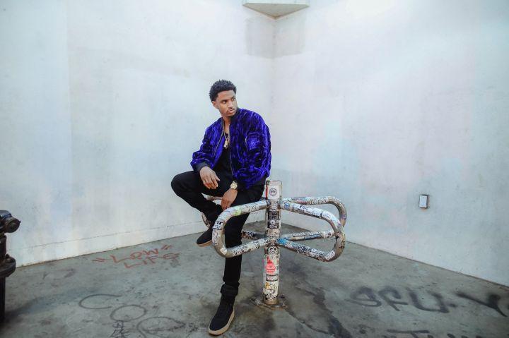Trey Songz Press Photo 1