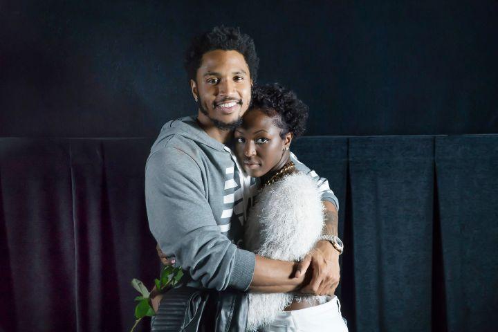 Trey Songz Meet and Greet Atlanta