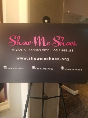Show Me Shoes Prom Project