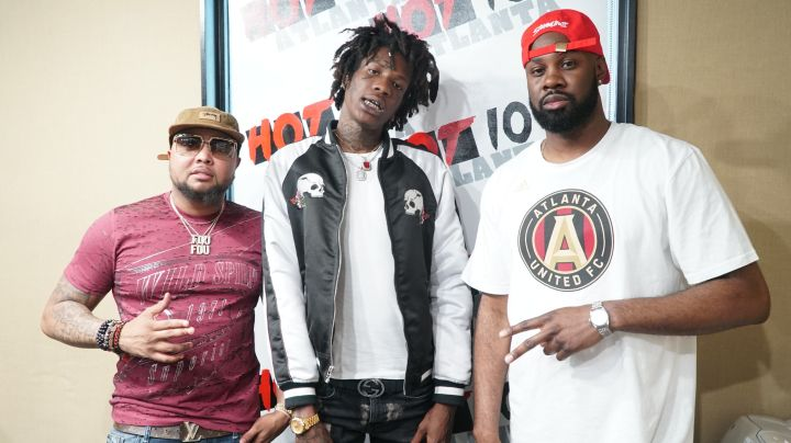 Lil Wop Visits The The Durtty Boyz Show