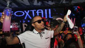 Shad 'Bow Wow' Moss Birthday Celebration At Foxtail Nightclub