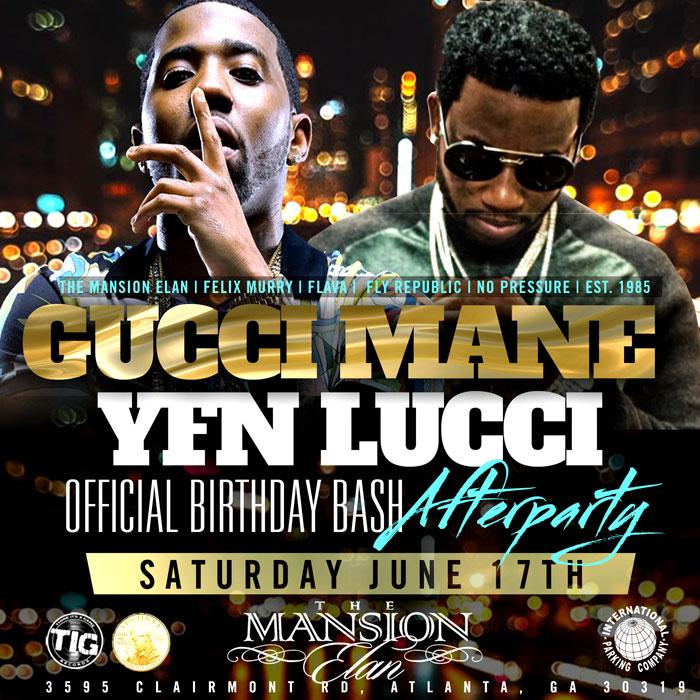 Gucci Mane YFN Lucci