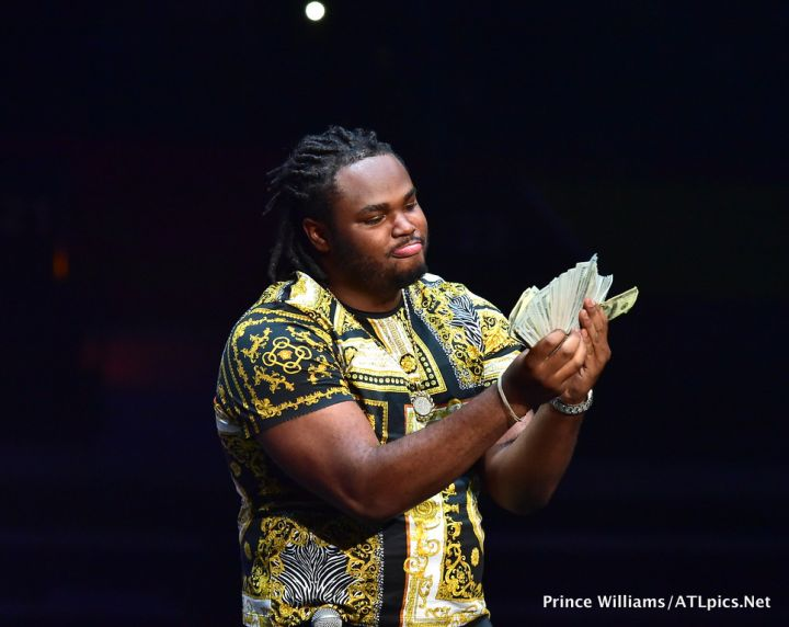 T Grizzley at Birthday Bash ATL 2017