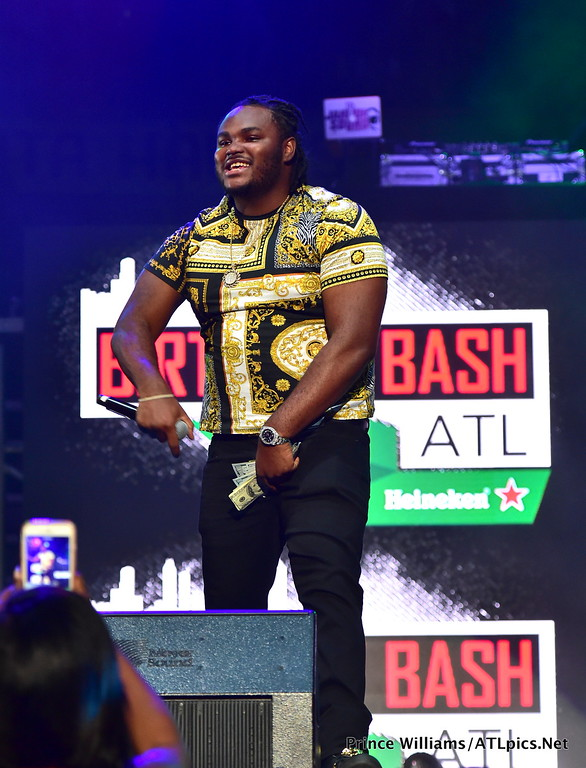 T. Grizzley at #BirthdayBashATL2017
