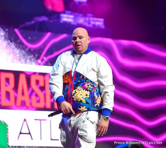 Fat Joe at #BirthdayBashATL2017