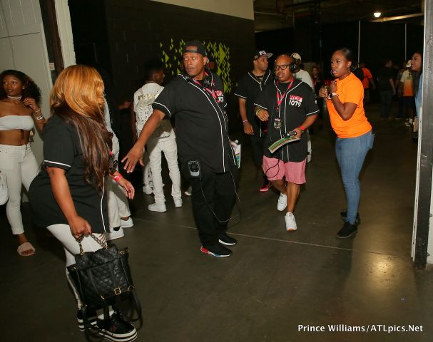 Backstage Photos of #BirthdayBashATL2017