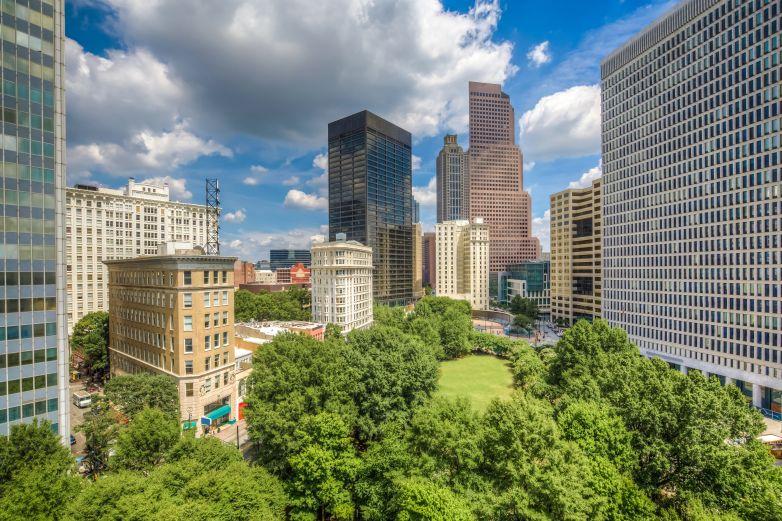 Downtown Atlanta, Georgia