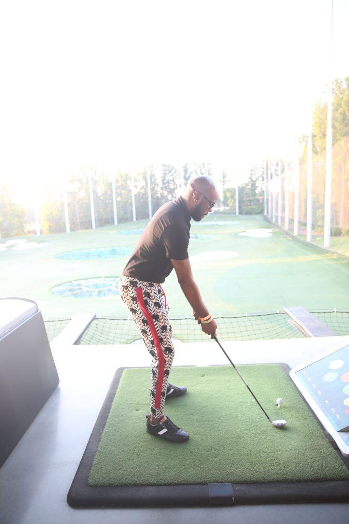 Ludaday Top Golf