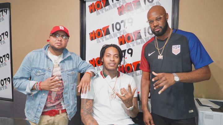Waka Flocka On The Durtty Boyz Show