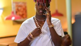 Lil Yachty's Surprise Birthday Lunch