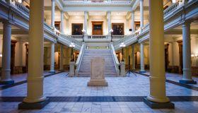 USA, Georgia, Atlanta, Georgia State Capitol Building, state house